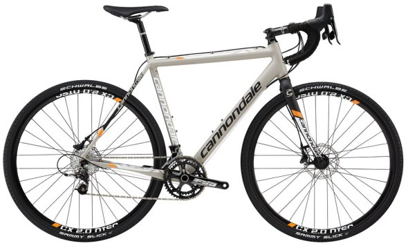 Cannondale CAADX SRAM Rival 22 Disc