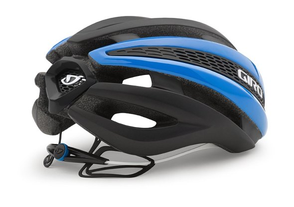 The new Giro Synthe comes with an ultra-thin retention adjustment system.