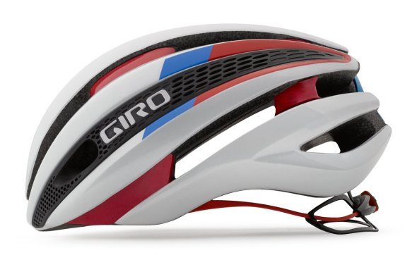 A profile view of the Giro Synthe, due to be released in December, reveals the resemblance to Giro's Air Attack