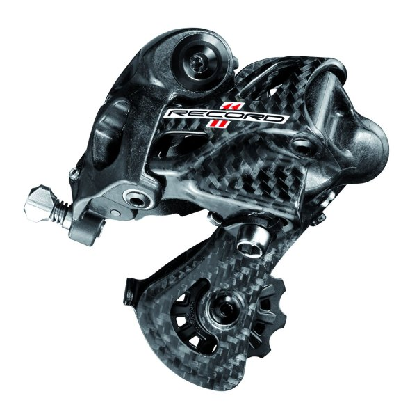 The improved derailleur from Campagnolo