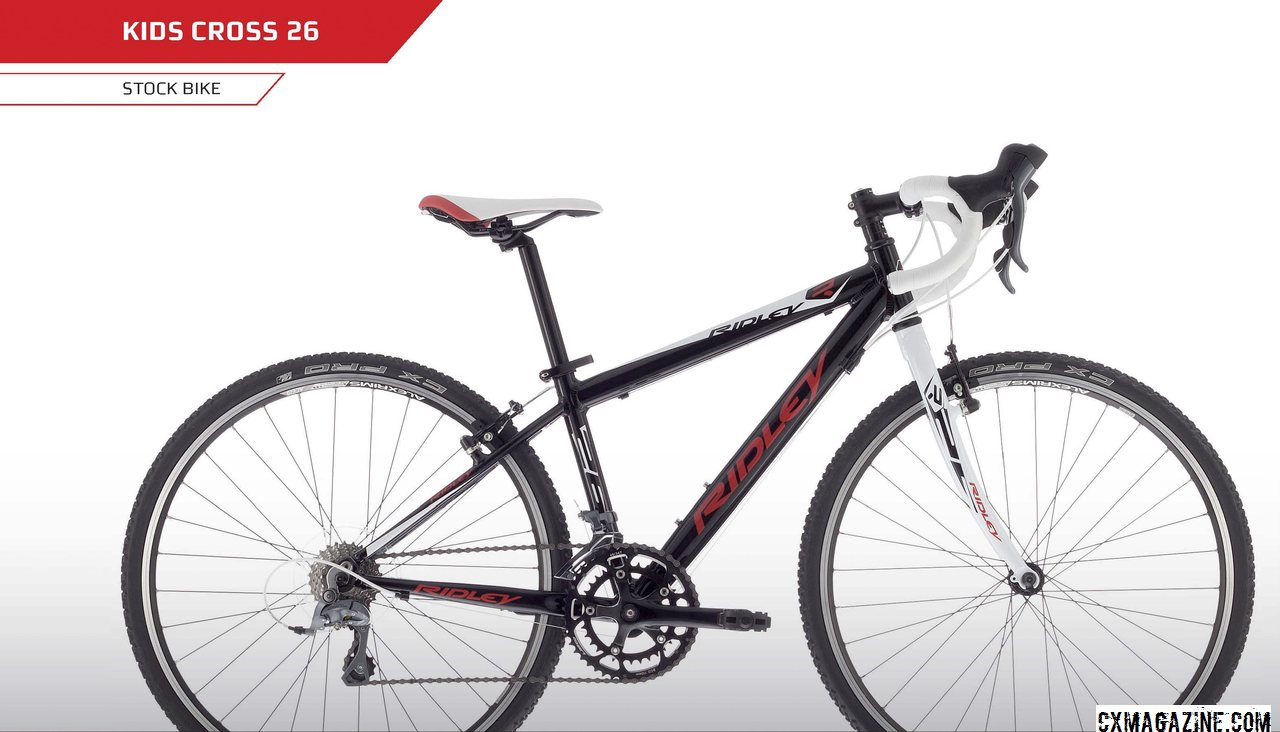 the-ridley-kids-cross-26-comes-with-a-8-speed-drivetrain-and-a-sloping-geometry