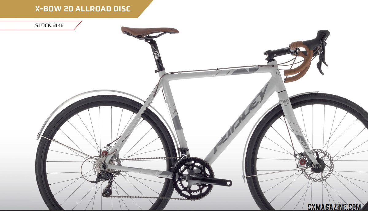 2015 Ridley Cyclocross Line Preview Part Two Alloy X Ride X Bow