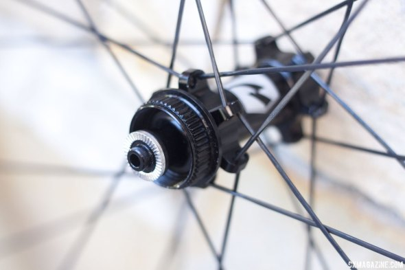 As Reynolds invests more in disc brake wheels, they are also building towards more Centerlock hubs