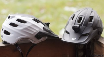 Kali Protectives Maya helmets, designed with mountain bikers and urban commuters in mind. © Cyclocross Magazine