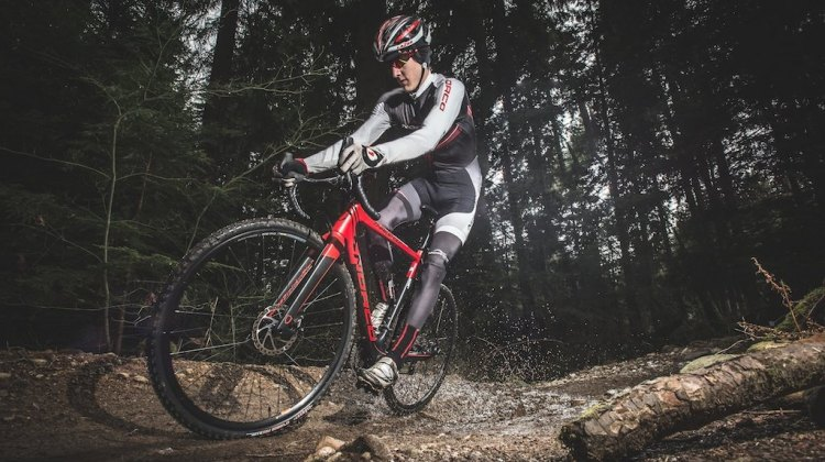 Evan Mcneely is a talented cyclocross racer with a game plan that could change the perception of professional cycling. Margus Riga