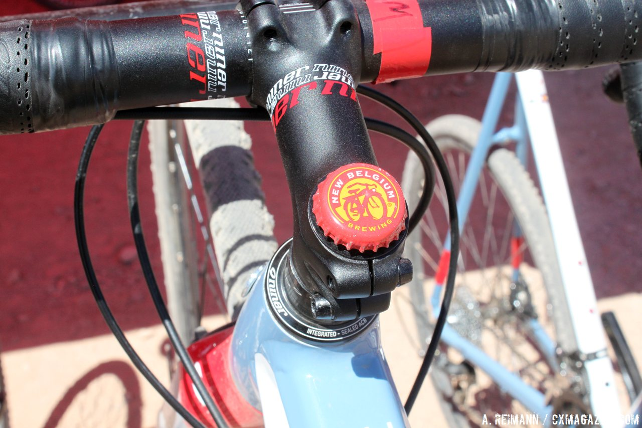 niner-bsb-rdniner-has-a-unique-stem-cap-on-their-bsb-cyclocross-bikes-allowing-for-a-rider-to-snap-on-their-favorite-beverage-cap-cyclocross-magazineos-customizable-stem-cap-cyclocross-magazine