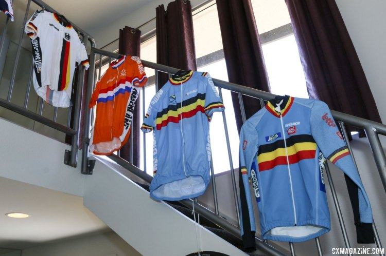 Bioracer boasts the German, Dutch and Belgian National Team as racers flying their product. © Cyclocross Magazine