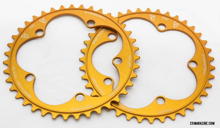 Endless Bike Co.'s limited edition Odd 1 chainring is available in pre-order, just in time for SSCXWC 2014.