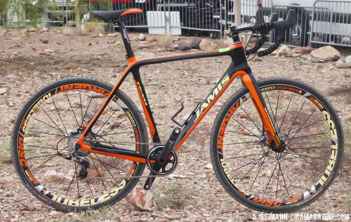 First Look 2015 Jamis Supernova Team Interbike 2014