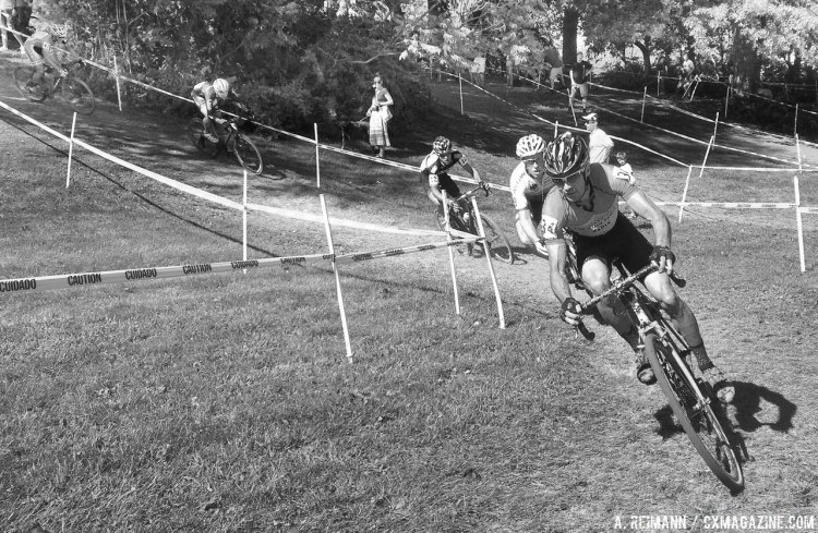 2014 Nittany Lion Cyclocross Day 2. © Cyclocross Magazine