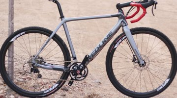 "The ""little guy"" build of the Conquest Flight Dream Build event. © Cyclocross Magazine"