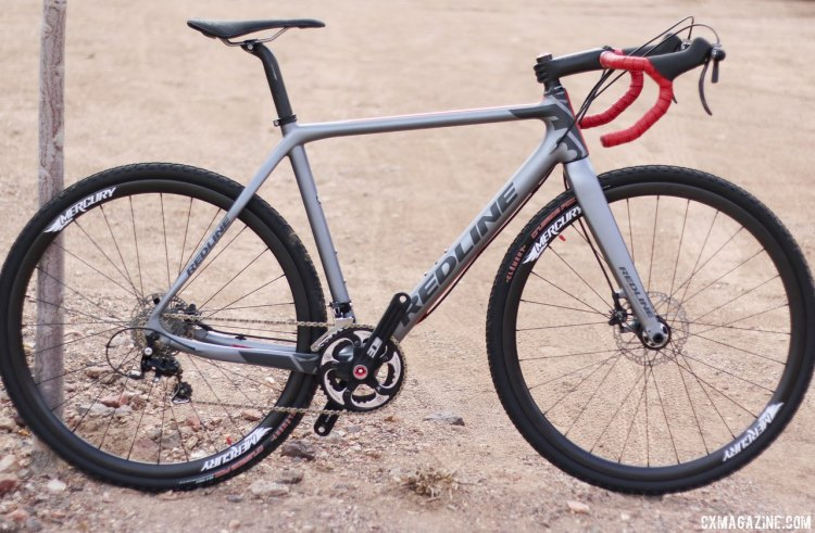 """The """"little guy"""" build of the Conquest Flight Dream Build event. © Cyclocross Magazine"""