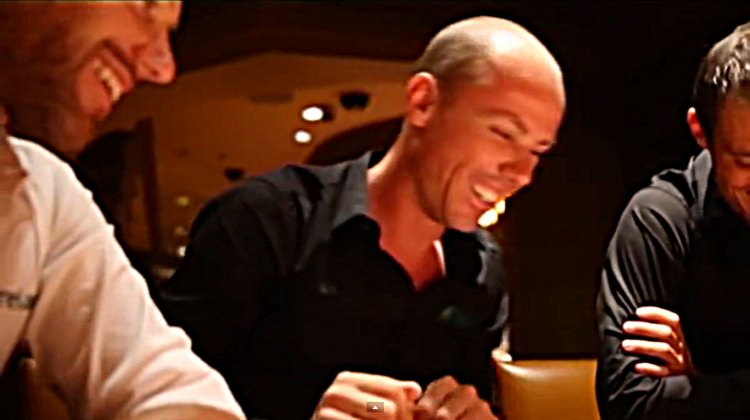 Sven Nys Gambles in Vegas - at the tables and by racing. photo: Sporza