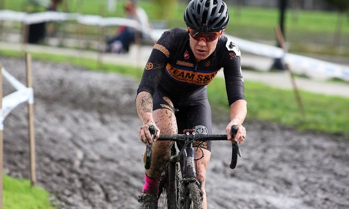 Beth Ann Orton, known for being a power rider, got her first UCI win in North Carolina. © Pat Malach