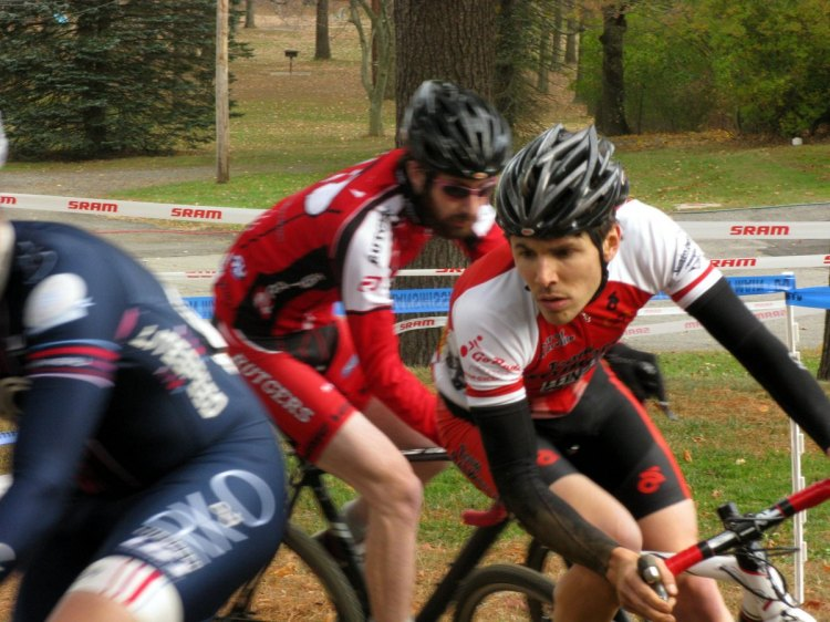 The East Coast meets in New Jersey for the UCI weekend hosted by HPCX. photo by Rutgers Cycling on flickr