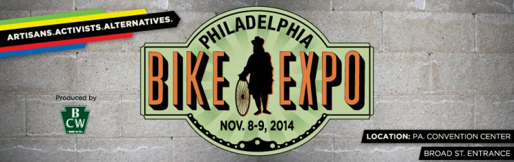 Philly Bike Expo 2014