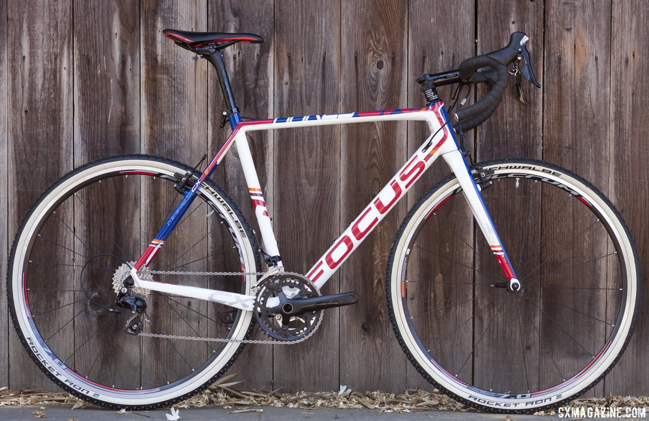 hydes-race-bike-is-based-on-this-shimano-105-equipped-2015-focus-mares-cyclocross-bike-were-currently-reviewing-for-issue-27-cyclocross-magazine