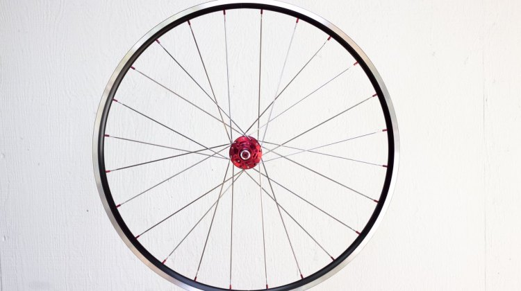 Neugent Cycling wheels are new for 2014, helmed by John Neugent, former owner of Neuvation Wheels.© Cyclocross Magazine
