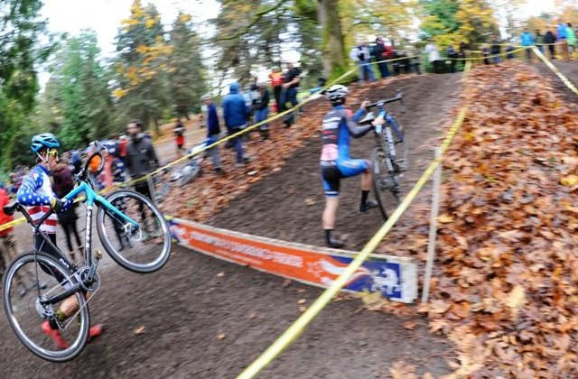 Steve Fisher took the race and the series lead this weekend in Washington. © Geoffrey Crofoot