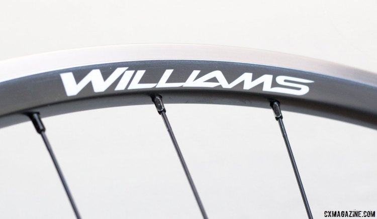 Lusting for white decals? Unlike the rim brake model, the Cyclo-Cross Alloy Disc only comes in black. © Cyclocross Magazine