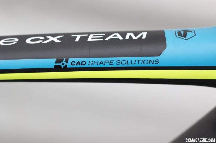 Bergamont's frames are no longer built in Germany, but come with a carbon multiconnect design. © Cyclocross Magazine