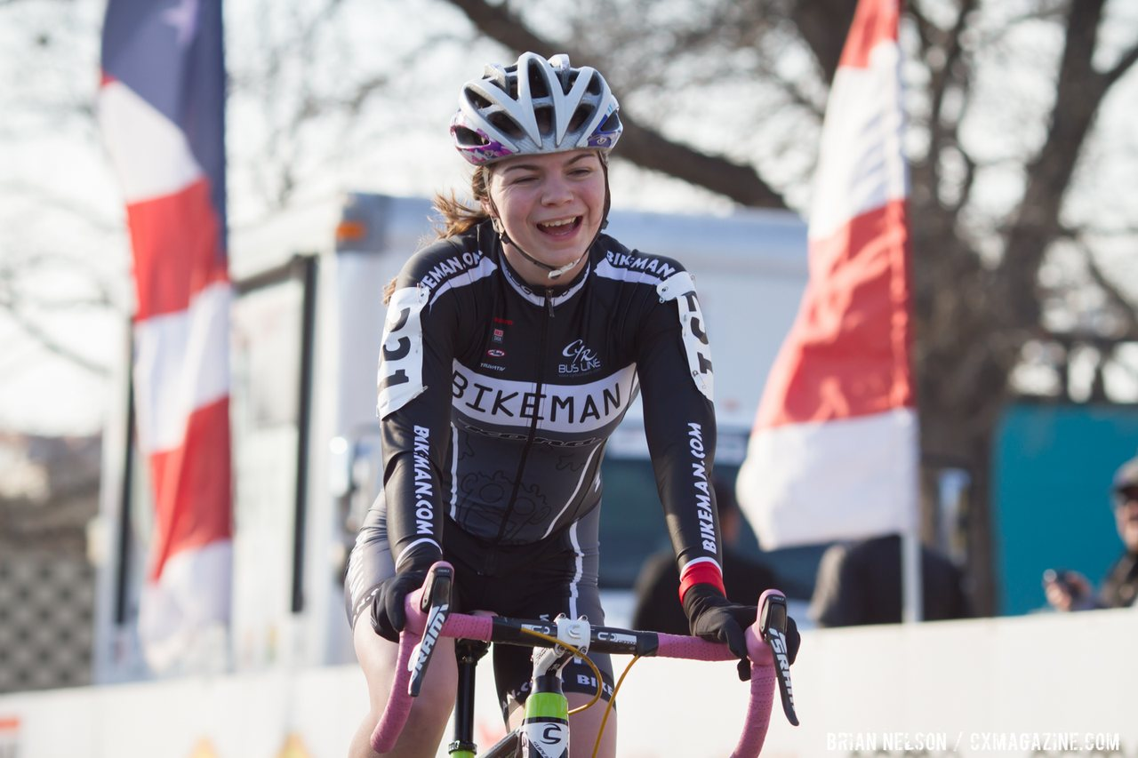 melissa-seib-bikemancom-smiles-as-she-rounds-out-the-podium-in-the-womens-single-speed-race-brian-nelson-cyclocross-magazine