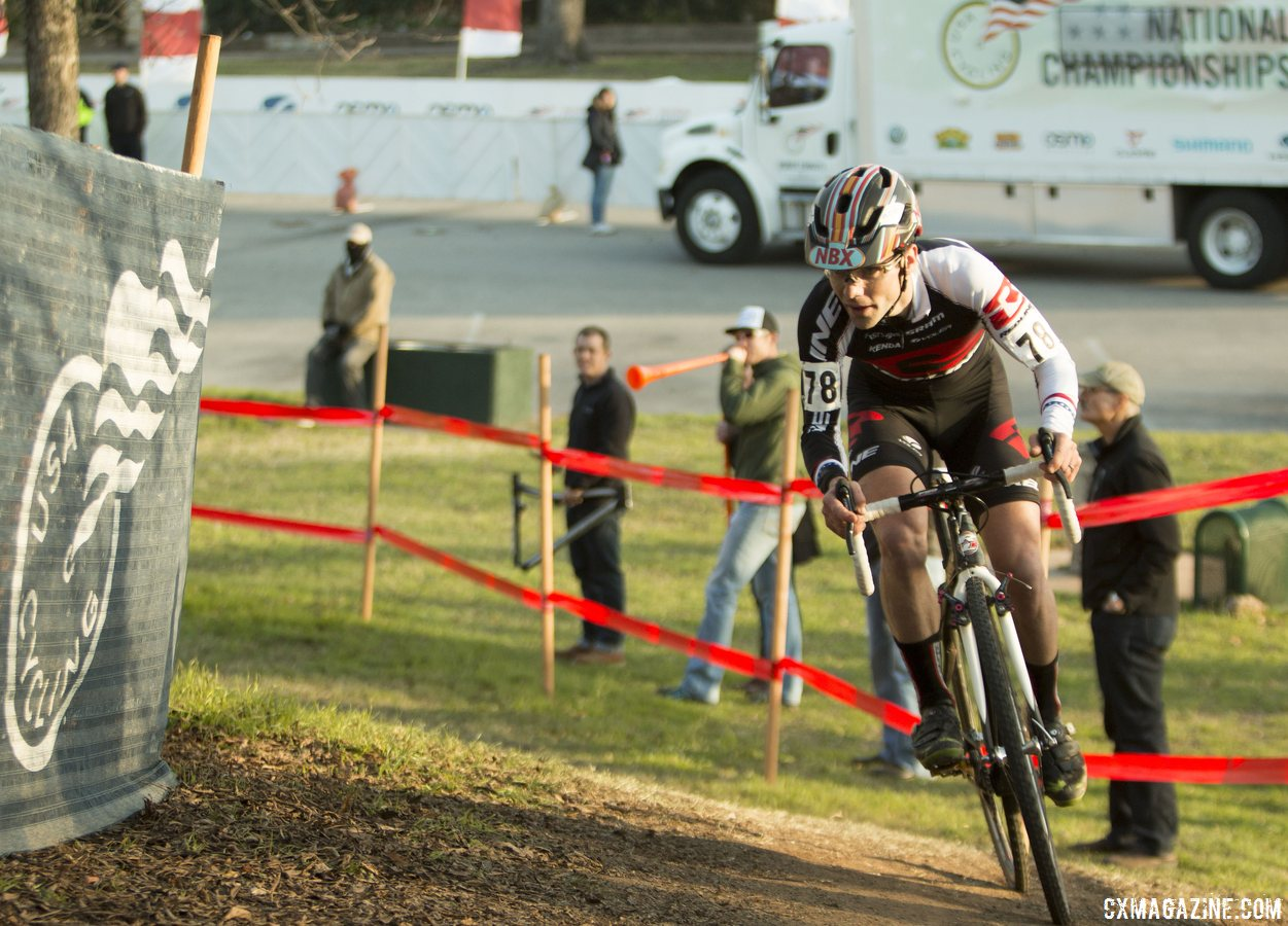justin-lindine-purposely-pushed-hard-through-the-ups-and-downs-in-attempt-to-gap-the-field-2015-cyclocross-national-championships-singlespeed-men-cyclocross-magazine