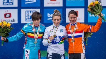2015 World Championships, Tabor. © Matthew Lasala / Cyclocross Magazine