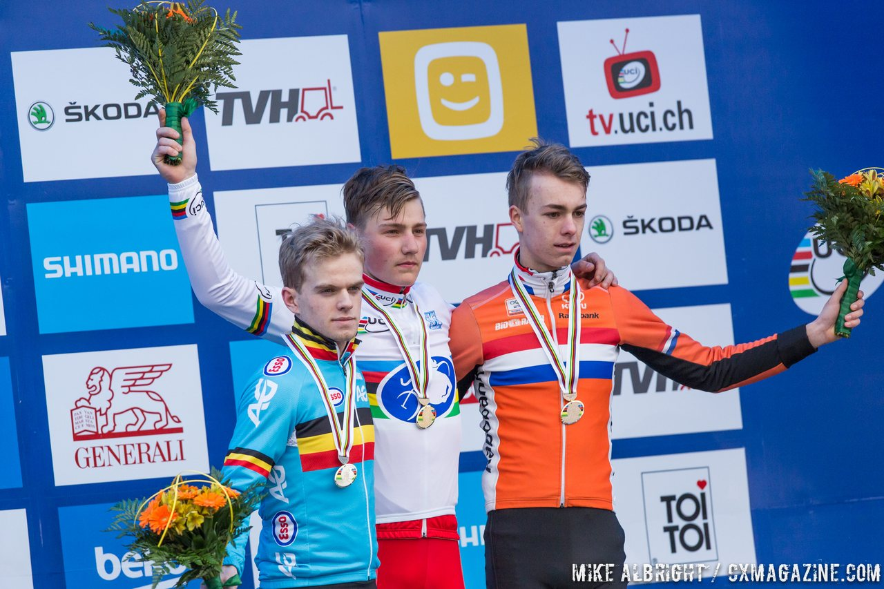 2015-junior-mens-podium-l-to-r-eli-iserbyt-simon-andreassen-max-gulickx-mike-albright-cyclocross-magazine