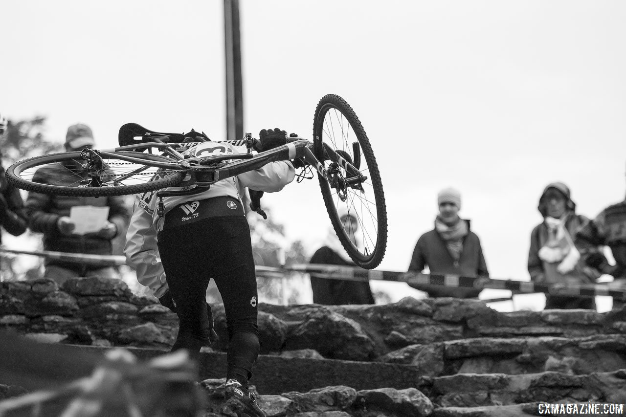 the-limestone-stairs-proved-to-be-a-challenge-for-racers-of-all-ages-cyclocross-magazine