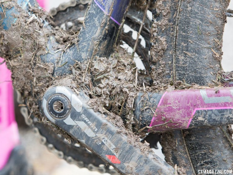 Additional weight to the winner's bike at Nationals. © Cyclocross Magazine