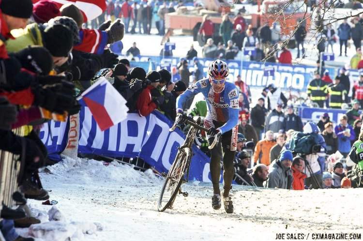 Louisville is no stranger to top-level cyclocross. © Joe Sales