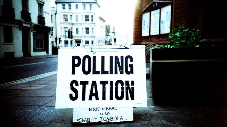Express your opinion if you want. No voter ID rules here. photo: Stuart Boreham on flickr