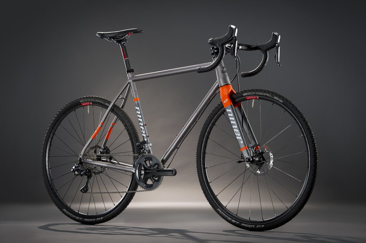 Niner RLT9 Steel Gravel Bike: Full Spec and Pricing New for 2015