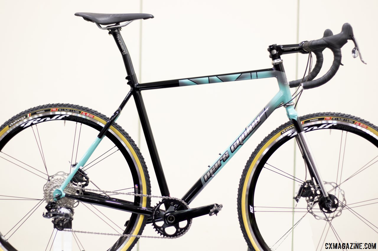 Mars Cycles Cyclocross Bike - NAHBS 2015 People\'s Choice Award