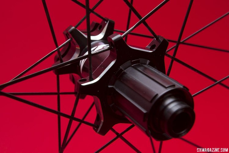 Zipp's new 77/177 hubs come with 11-speed freehubs by default. © Cyclocross Magazine