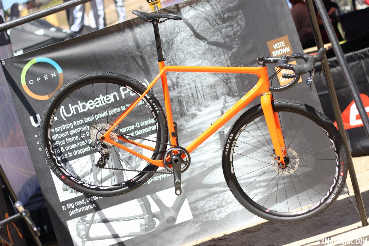 Jamis Trek Open Cycles And Ritchey At Sea Otter 2015 First Look