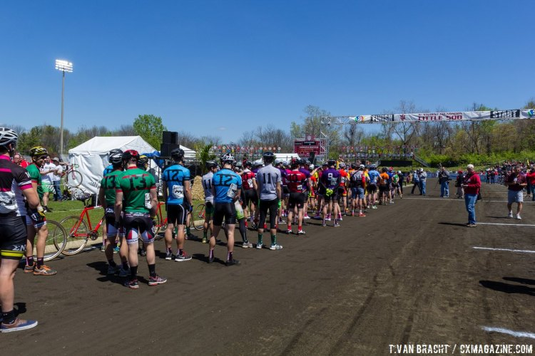 Little 500 Race, Bloomington Indiana, 24 April 2015, Photo by Thomas van Bracht / PelotonPhotos.com