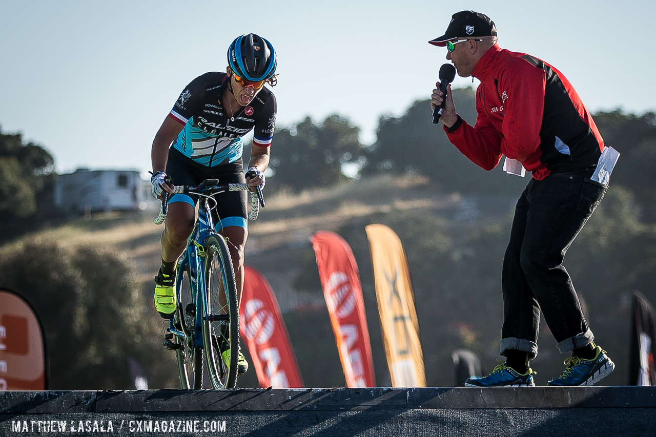 mani-gets-a-pep-talk-from-richard-fries-halfway-through-her-race-at-sea-otter-matthew-lasala-cyclocross-magazine