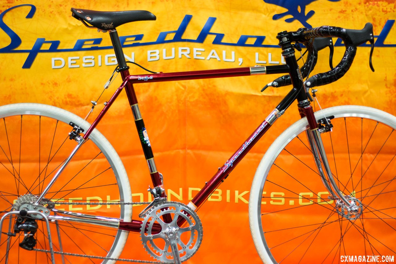 Speedhound Any One Everything Frameset NAHBS 2015