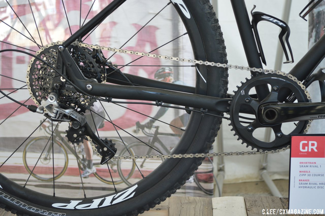 2015 Sea Otter First Look At Ird Praxis Sram Rival1 Norco
