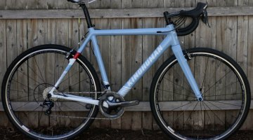 The KindHuman KÜDÜ Cyclocross Bike. © Cyclocross Magazine