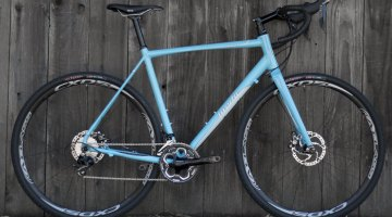 The Brodie Romax Cyclocross Bike. © Cyclocross Magazine
