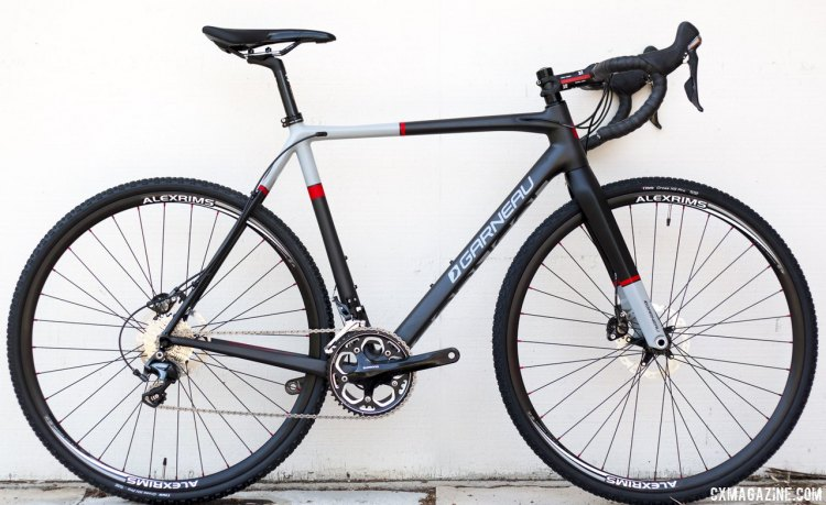 2015 Louis Garneau Steeple X. © Cyclocross Magazine