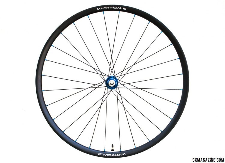 Martindale Cycling Components 29.0 XC Wheels. © Cyclocross Magazine