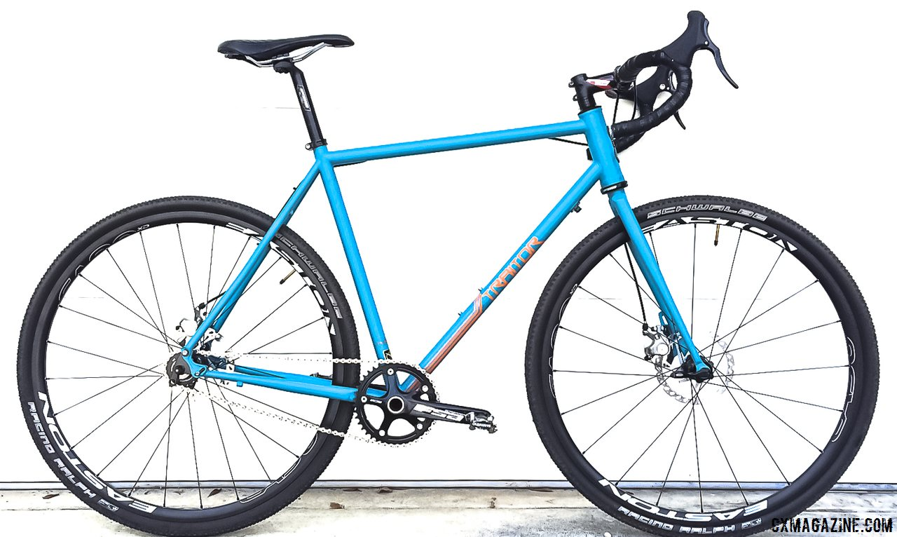 Reviewed: The Traitor Cycles\' Crusade Cyclocross Bike - Editors ...