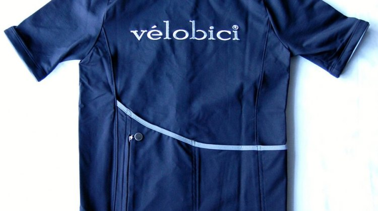 Velobici Van Chilli Cycling Jersey. © Andy Ward