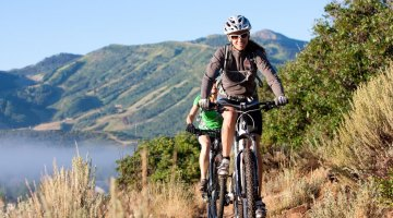 Park City, Utah offers a cyclocrosser a dream destination for the offseason. Photo courtesy of Mountain Biking Park City