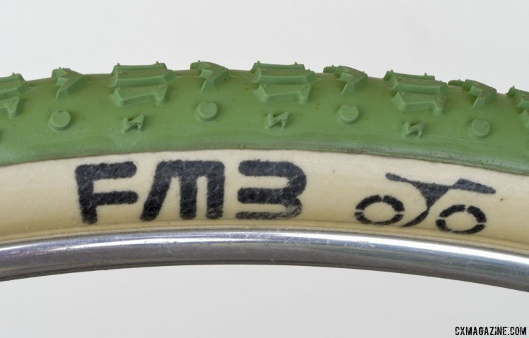 FMB SSC Slalom Silica tubular cyclocross tires. © C. Lee / Cyclocross Magazine