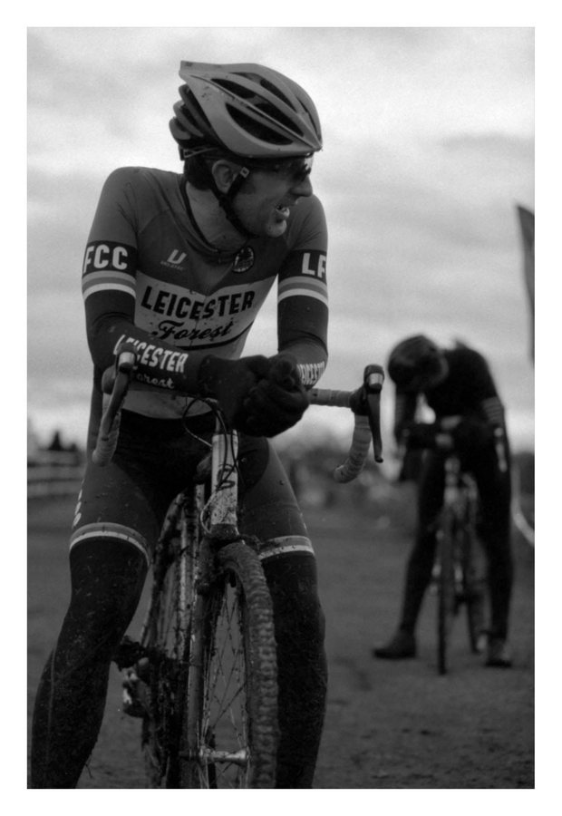 Riders will have to prepare for longer dismounts and shouldering than the standard cyclocross race. Photo by Ian Nutt
